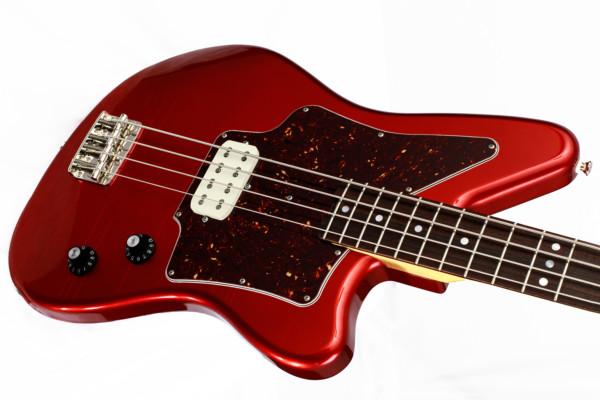 Swope Guitars Unveils the Dakota Bass