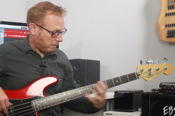 Stuart Clayton: Bass Lick of the Week #2