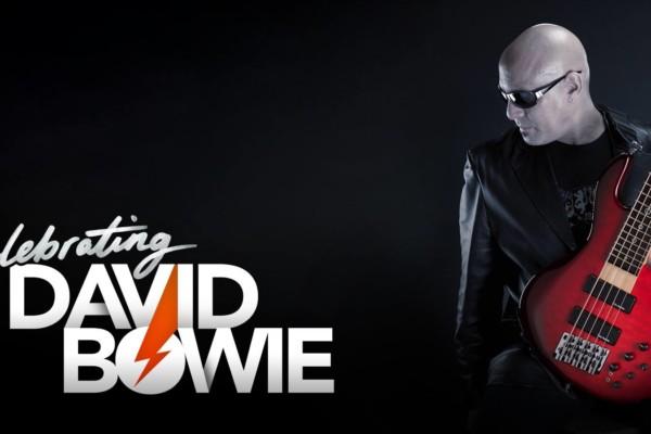 """Carmine Rojas """"Joins Celebrating David Bowie"""" Tour"""