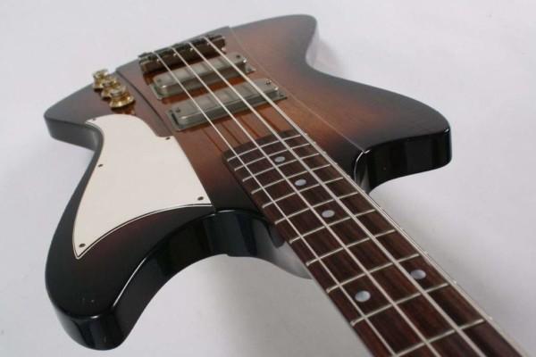 De Gier Guitars Unveils The Lowlander Bass