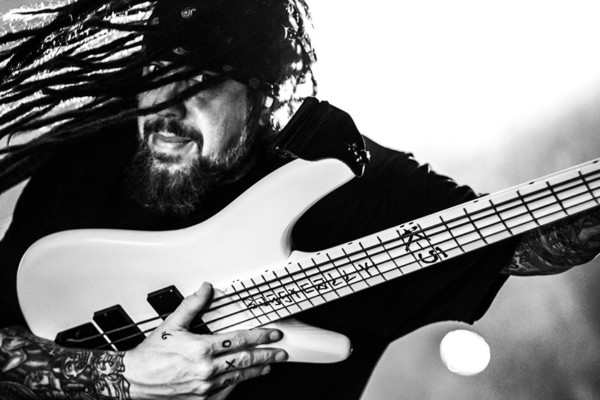 Korn's Fieldy Announces Solo Album Release Date