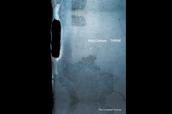 King Crimson Transcription Book Now Available