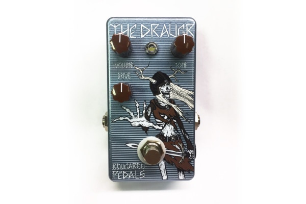 Rougarou Pedals Introduces The Draugr Distortion Pedal
