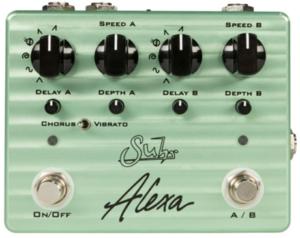 Suhr Alexa Chorus/Vibrato Pedal