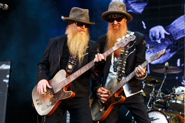 Dusty Hill's Bass and Vocals Will Be On Next ZZ Top Album