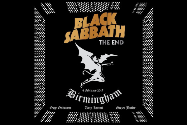 """Black Sabbath's Final Concert Documented in """"The End"""""""