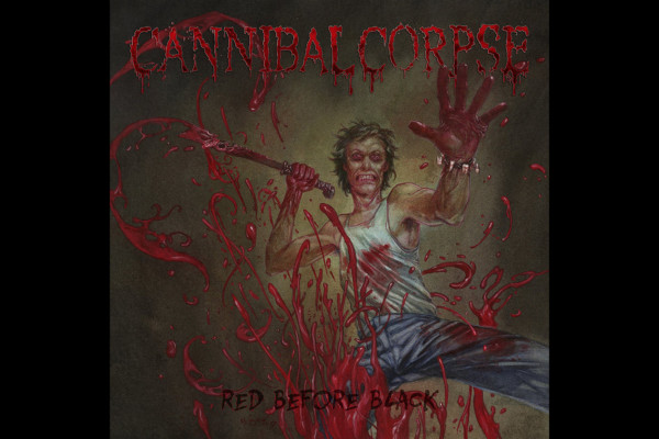 "Cannibal Corpse Releases ""Red Before Black"""