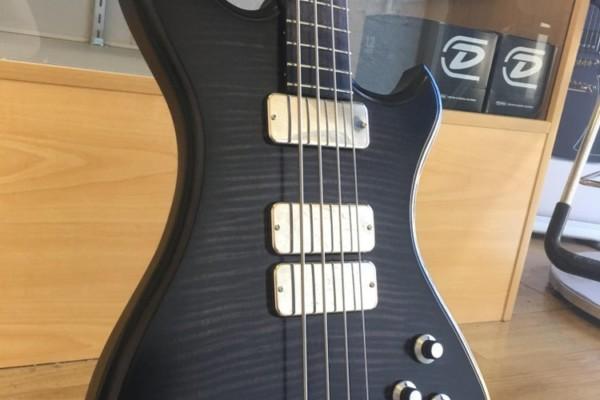 Dunable Guitars Unveils Jeff Matz Signature Bass