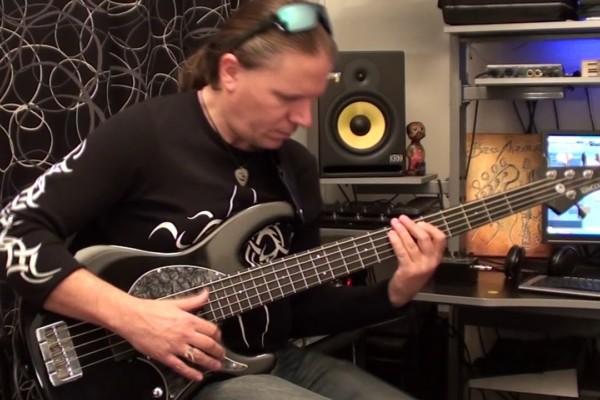 Viktor Lorincz: Overload Bass Solo