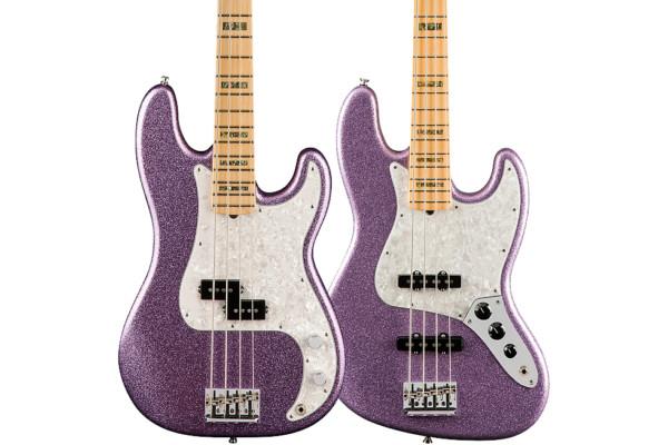 Fender Unveils Limited Edition Adam Clayton Precision and Jazz Bass