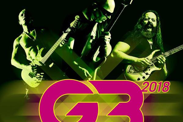 Bryan Beller Joins Satriani's G3 Tour, Promises Solo Album