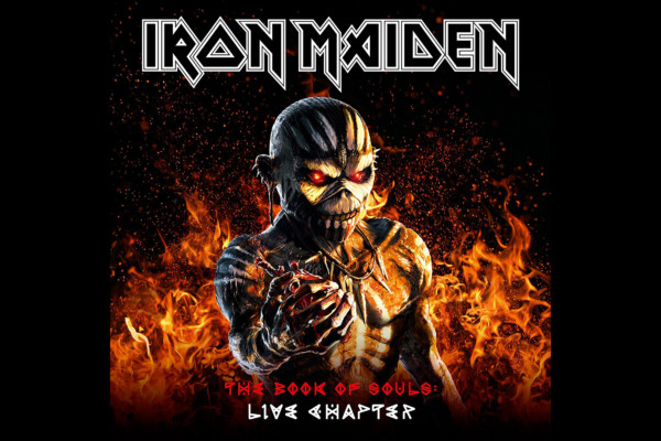 """Iron Maiden Releases """"The Book of Souls: Live Chapter"""""""