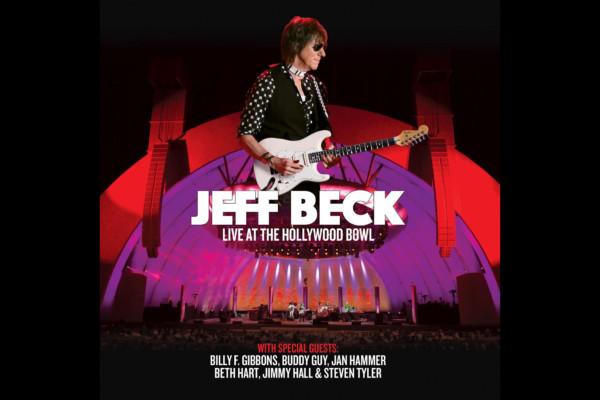 Rhonda Smith Anchors Jeff Beck's Live at the Hollywood Bowl