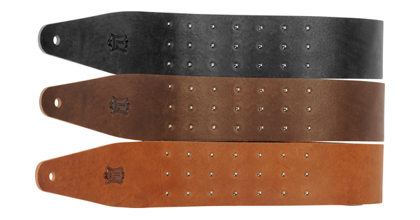 Levy's Leathers Introduces the Onyx Strap
