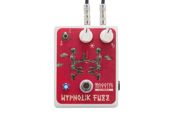 Massive FX Introduces the Hypnotik Fuzz Pedal