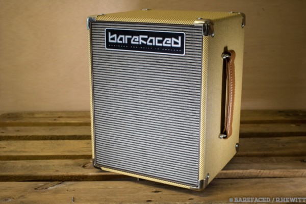 Barefaced Audio Introduces Limited Edition Tweedy One10 Bass Cabinet