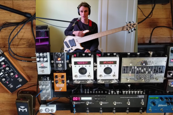 Bass Effects Overview