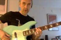 "Bass Transcription Analysis: ""I Start With The Blues"" Bob Mintzer Sax Solo, Part 1"