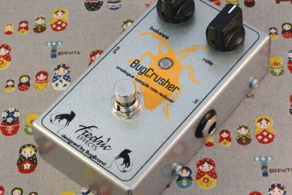 Fredric Effects Introduces The BugCrusher