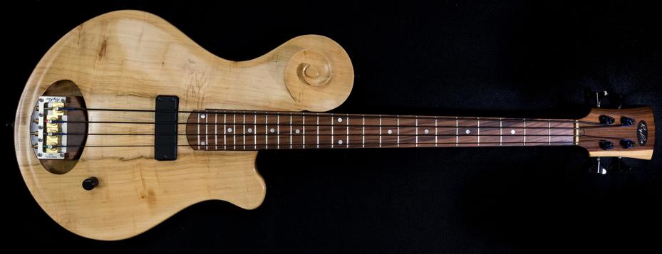 Ray Ross Bass No. 27
