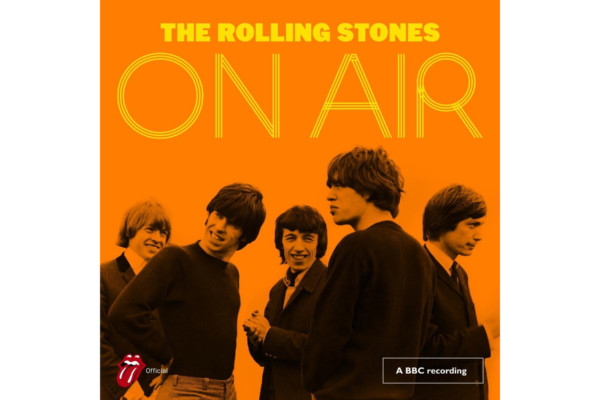 """""""On Air"""" Compiles Early Rolling Stones Recordings"""