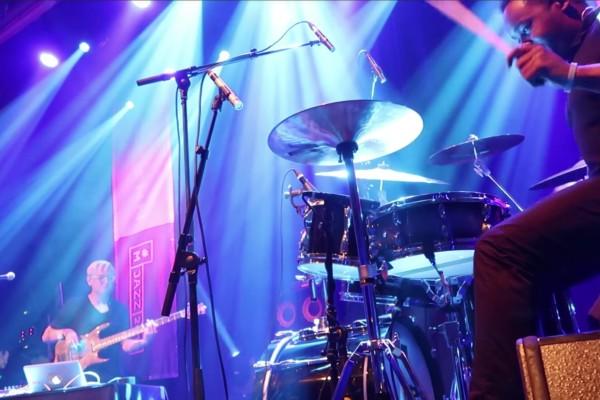 Evan Marien x Dana Hawkins: Hiii (Live)