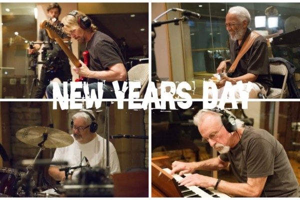 Mike Brignardello with Chuck Rainey: New Years Day