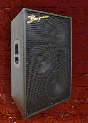 Bergantino HG410 Bass Cabinet