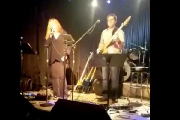 Ben Titus and Brittany Frompovich: These Walls