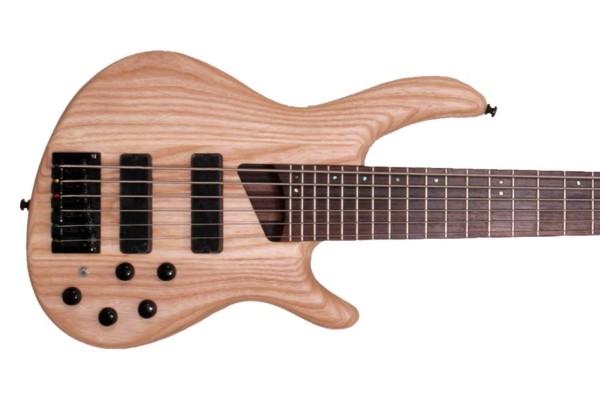 Cort Introduces Artisan B6 Plus AS Six-String Bass