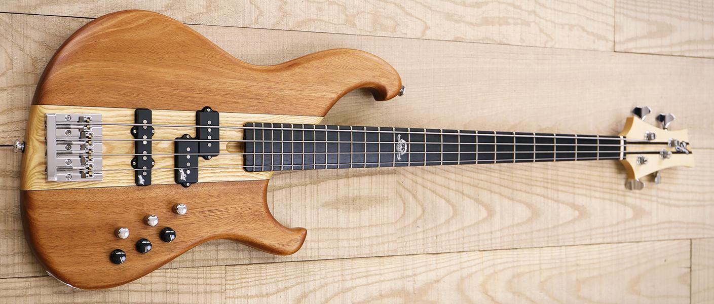 F Bass 40th Anniversary PJ Bass