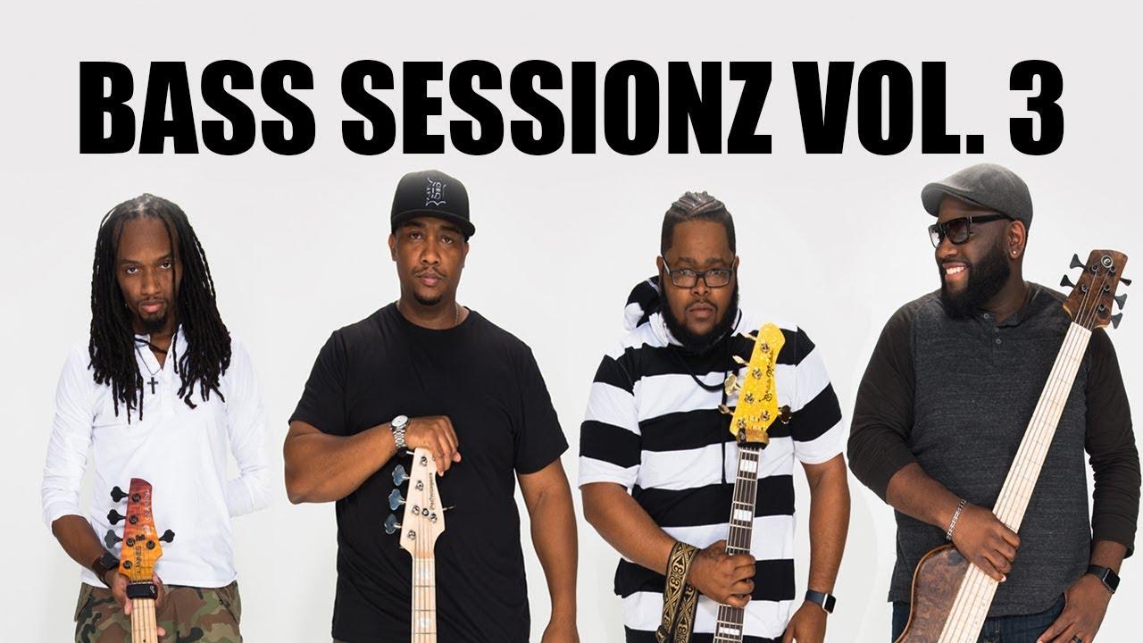 Gospel Chops Bass Sessionz Vol 3