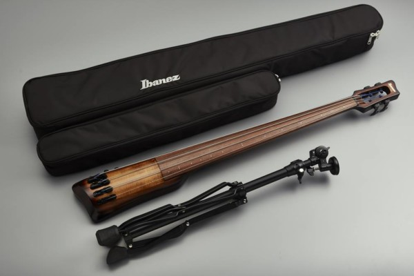 Ibanez Announces Upswing Electric Upright Bass