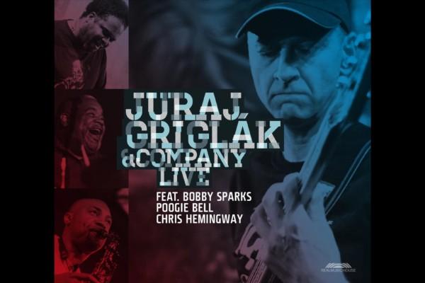 Juraj Griglák & Company Live Album Now Available