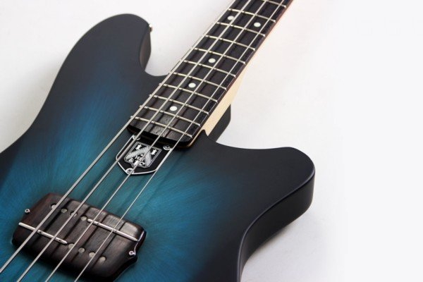 Bass of the Week: Adam Clayton's Wild Customs H. Moser & Cie Bass