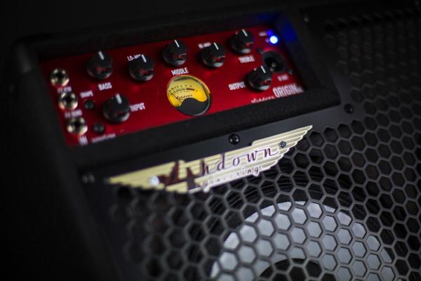 Ashdown Engineering Adds Kick-Back Bass Combos to OriginAL Series