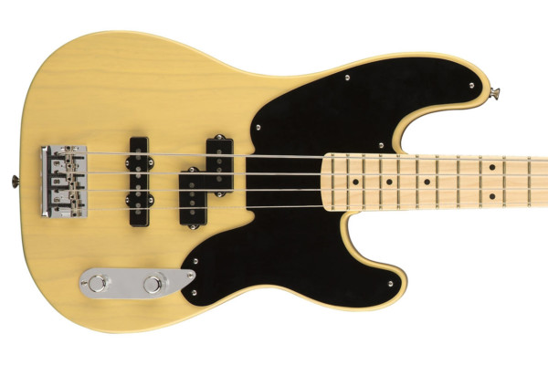 Fender Unveils Limited Edition Parallel Universe '51 Telecaster PJ Bass