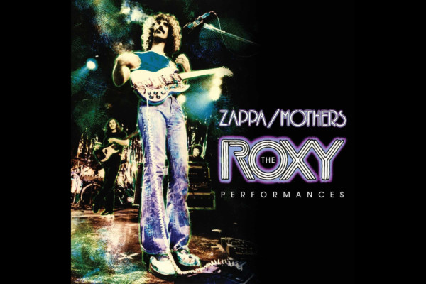 Frank Zappa's Complete The Roxy Performances Now Available