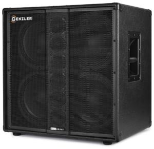 Genzler Amplification BA410-3 Bass Cabinet