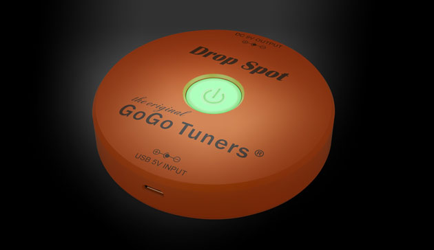 GoGo Tuners Drop Spot Power Supply
