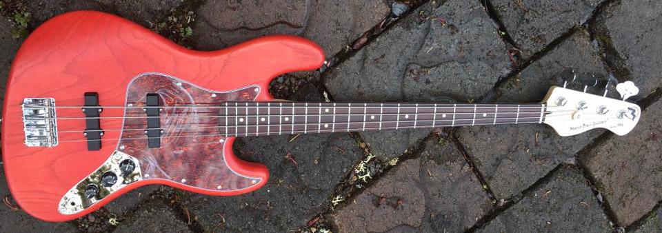 Marco Bass Guitars N1 Bass
