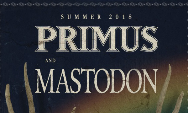 Primus and Mastodon Team Up for Expansive Tour