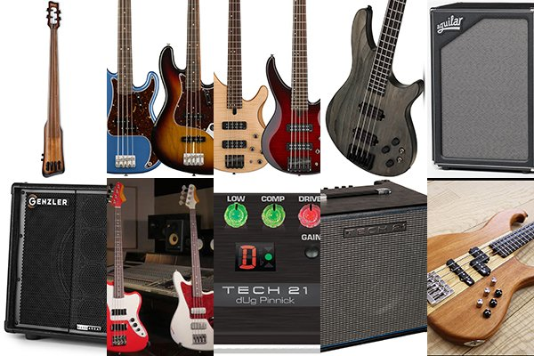 Bass Gear Roundup: The Top Gear Stories in January 2018