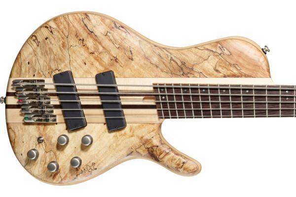 Cort Guitars Now Shipping A5 Plus SCFF Bass