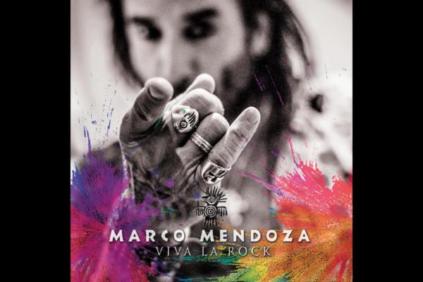 "Marco Mendoza Releases Solo Album, ""Viva La Rock"""