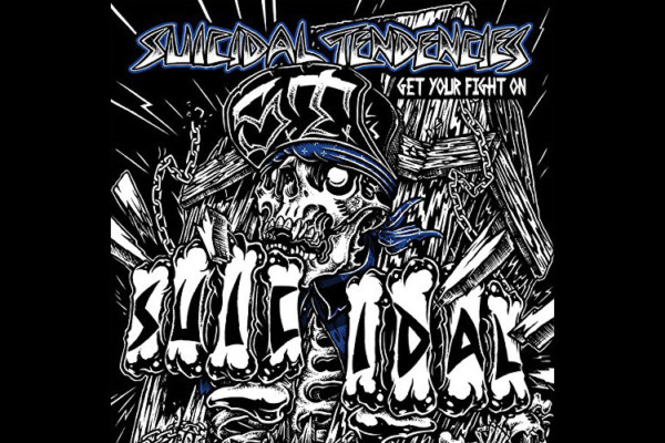 """Suicidal Tendencies Release """"Get Your Fight On"""" EP"""