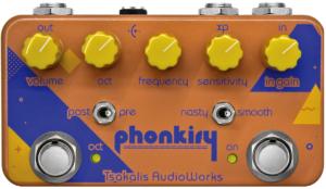 Tsakalis AudioWorks Phonkify Envelope Filter Pedal