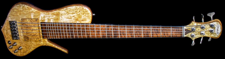 Tuli Basses HIILYX Bass
