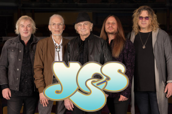 Yes Announces 50th Anniversary Tour