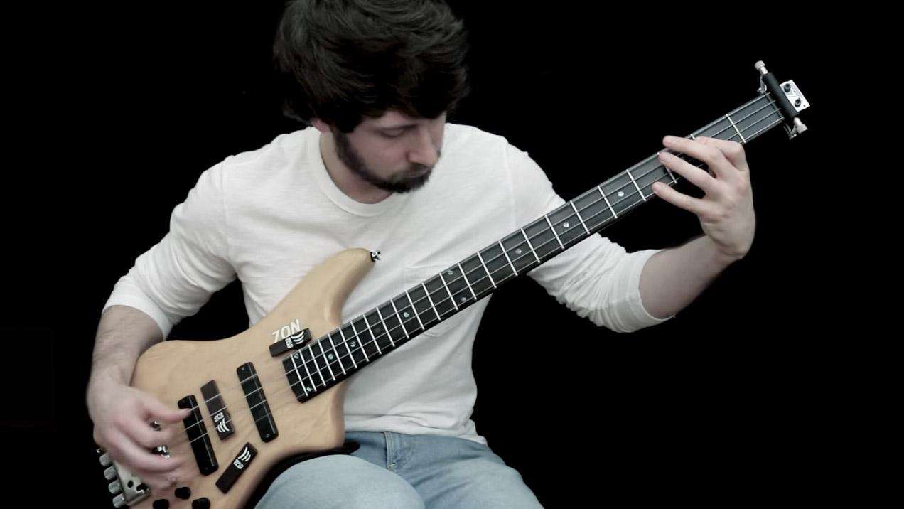 Zander Zon: Unchained Melody